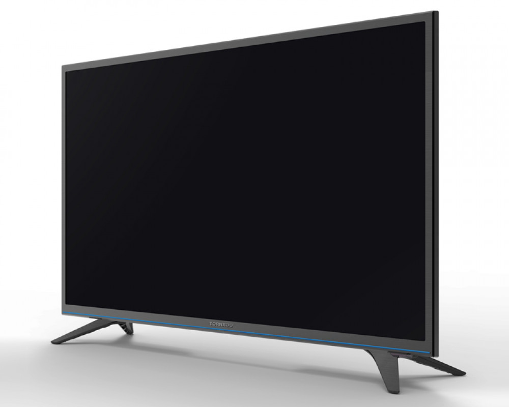 Tornado 49 inch LCD screen with two inputs & 3 HDMA 49EL7100E Full HD