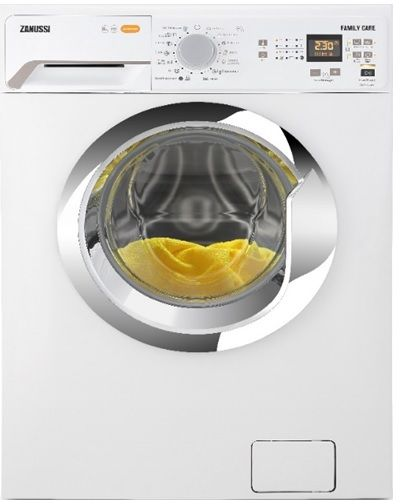 Digital washing machine of Zanussi ZWF60830WX-white, 6 kg