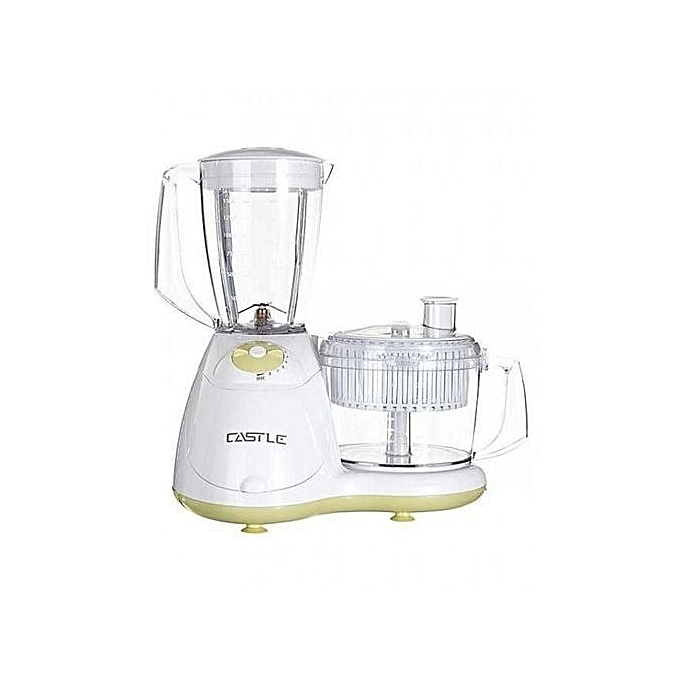 Castle Food Processor - 37 Function - 750 Watt