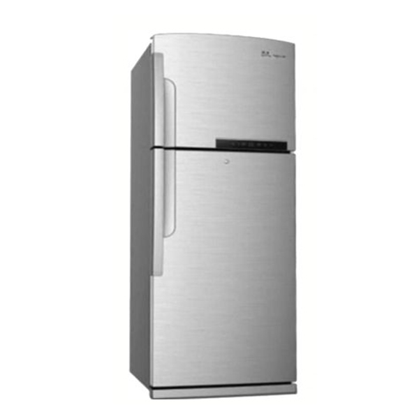 Unionaire refrigerator with a capacity of 13.4 cubic feet - RN-380VM-C10