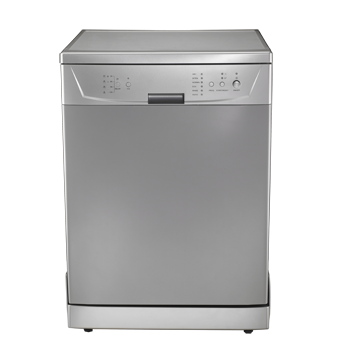 Dishwasher with multiple washing program Digital control with indicator light Universal DFL15-MRTSH-GS