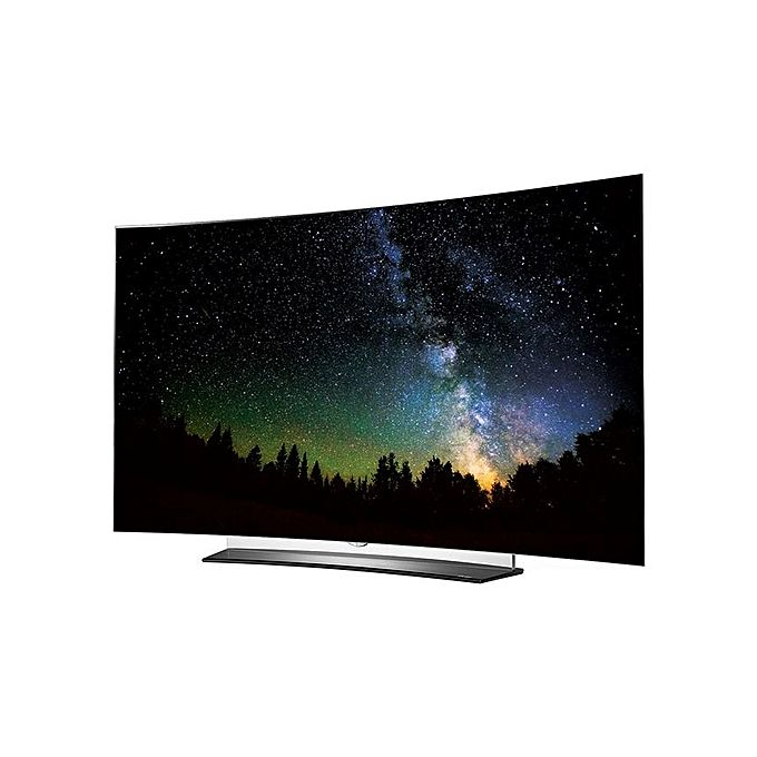 LG 65-inch Smart 3D 4k Ultra HD HDR Curved OLED TV