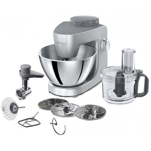 Kenwood Kitchen Machine is a multi-use 1000-watt 4.3-liter KHH303SI