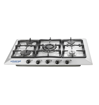 universal  Built-in gas cooker, self-ignition, and safety factors  BHV3-5090-5GSS
