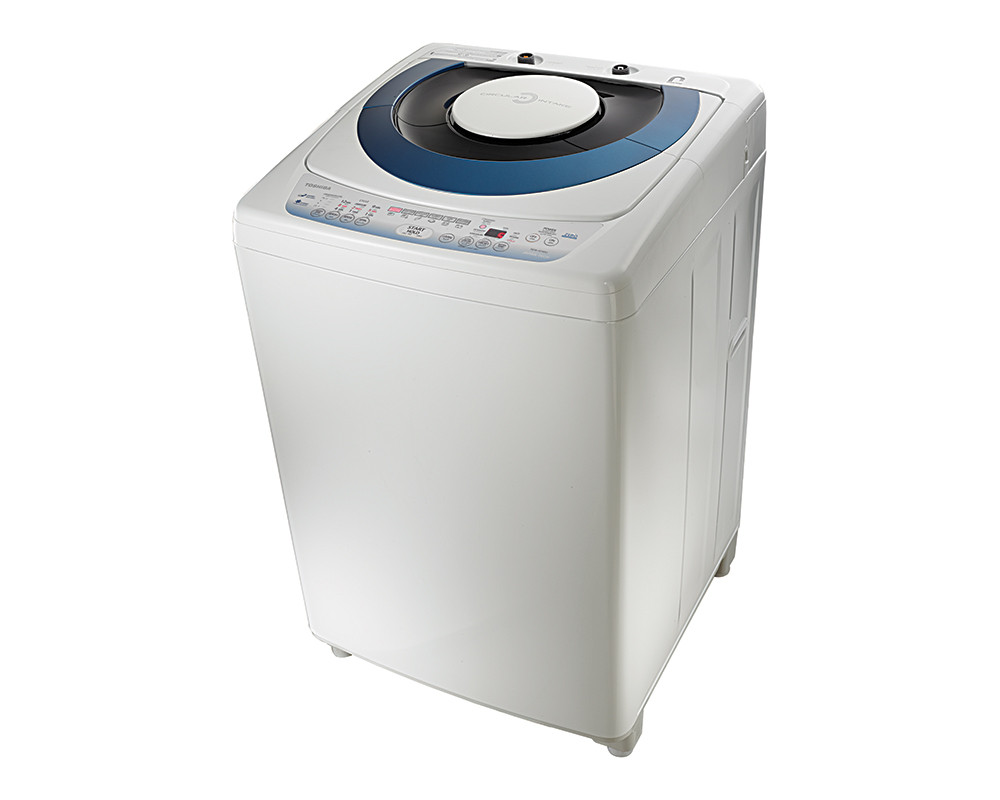 Toshiba 10kg automatic washing machine with a white color AEW-9790SUP