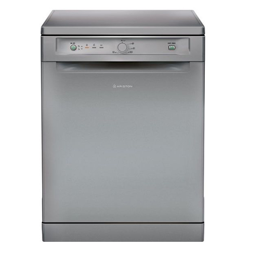 Self - contained dishwasher from Ariston LFB5B010XEX - Silver