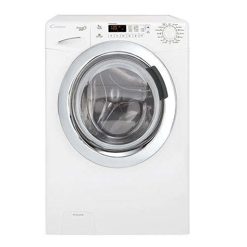 Washing Machine Candy 7 kg Automatic White Color GV117DC1-EGY