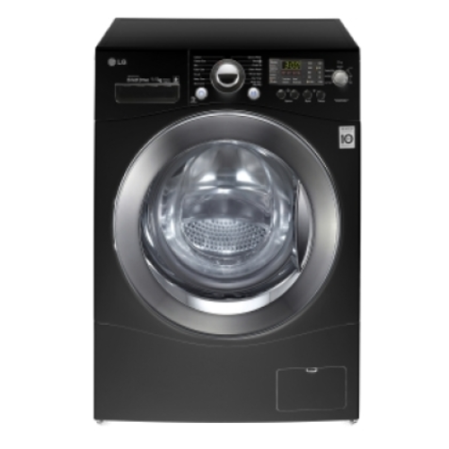 LG washing machine with a capacity of 9 kg steam FH4A8VDSK8