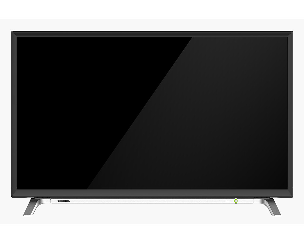 Toshiba 32 Inch Screen With Sliding Inlet And Two Inlets HDI 32L2610EA LED HD
