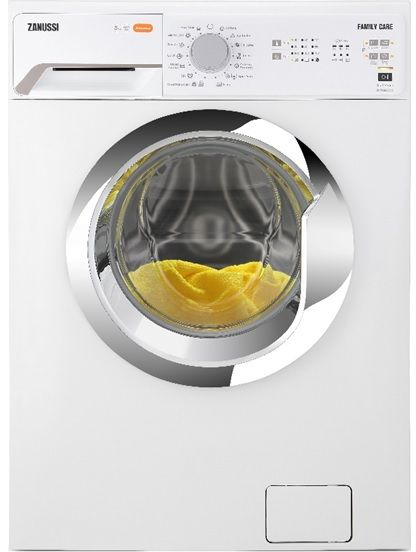 Digital washing machine of Zanussi ZWF60820ww 6 kg