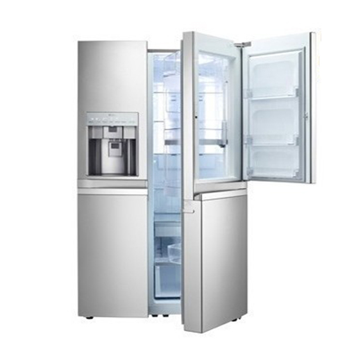 LG Refrigerator Side By Side 29 Feet Stainless Steel GR-J297WSBU