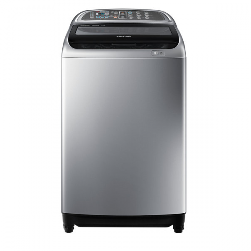 Samsung Washing Machine 18K Download Silver Top with Second Basin WA18J6750SP