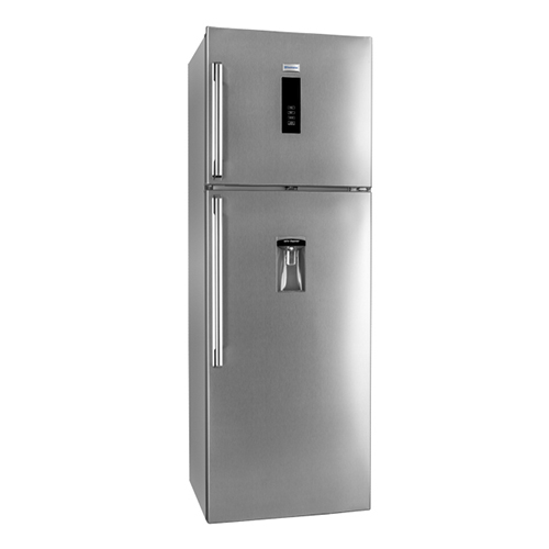ElectroStar Refrigerator Nufrost - Sulfur Stainless 567 liters
