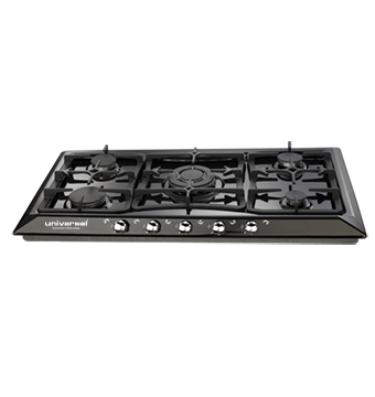universal Built-in gas gas cooker, self-ignition, and safety factors BH-5090-50BL-CS