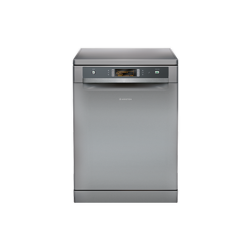 Ariston Dishwasher 60 cm 15 people 14 Digital Color Silver LFD 11P123 X EX