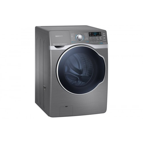 Samsung Automatic Washing Washing Machine 18K DryColor Silver WD18H7300KP