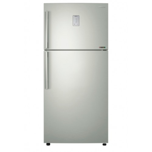 Samsung Refrigerator 453 liter Nofrost Silver Color RT46K6100S8