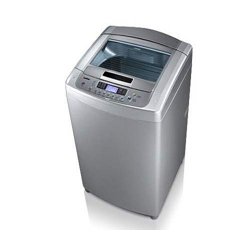 LG Automatic Washing Machine 10.2 K Silver T1003TEFT1