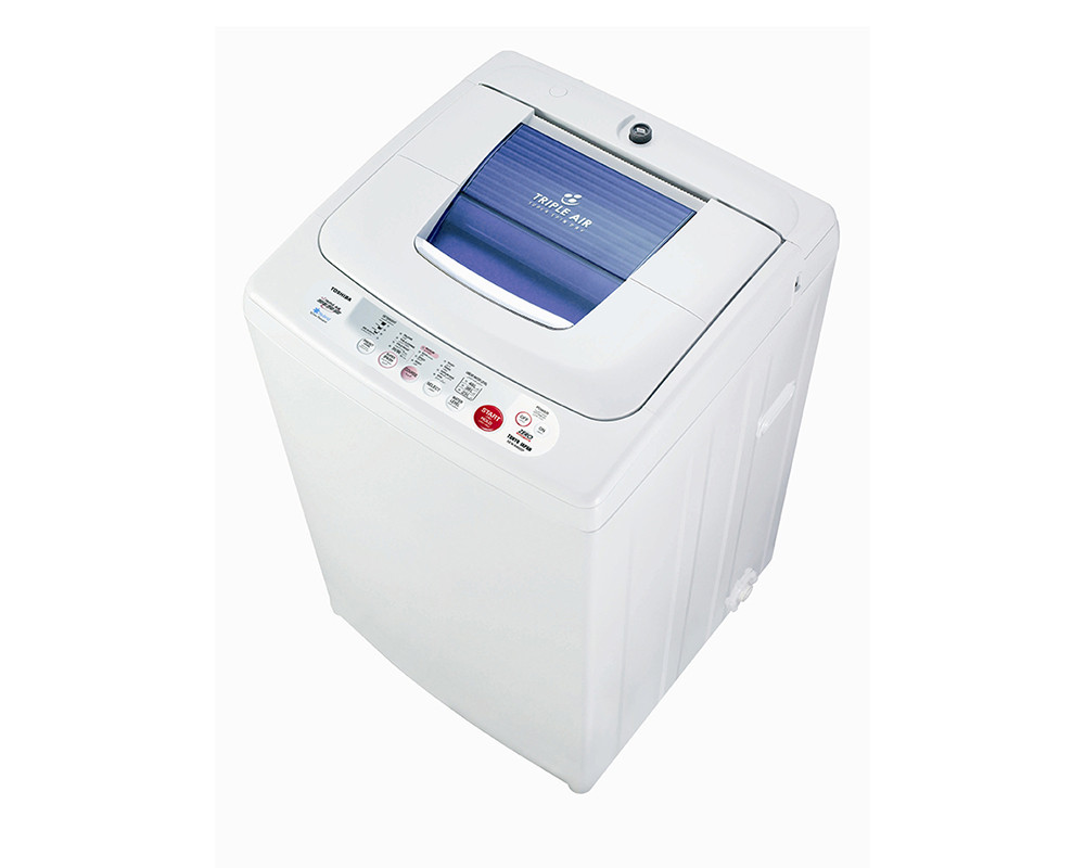 Toshiba Washing Machine Over 8K White Color AEW-8460SP