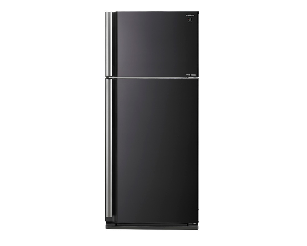 Sharp 599 Liter Refrigerator 2 Door with SJ-SE70D-SL Claster