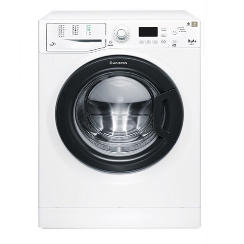 Digital washing machine 1200 rolls / min 7 kg of Ariston WMG 721S EX, Silver