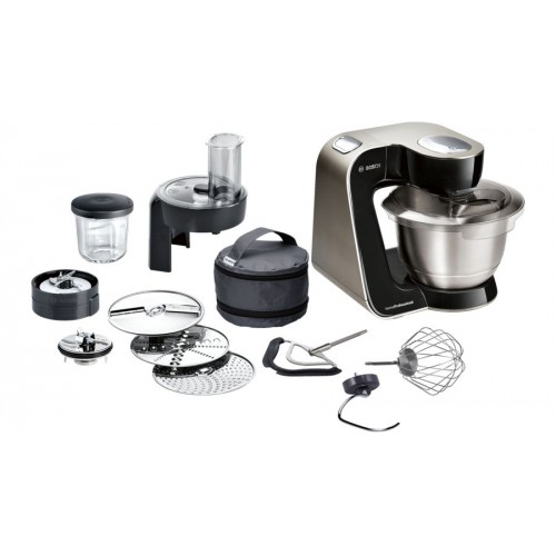 Bosch Kitchen Machine 900 Watt Multi-Accessories Stainless Steel MUM57B22