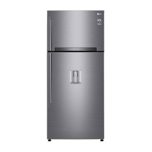 LG 23-foot refrigerator with tap GN-F722HLHU
