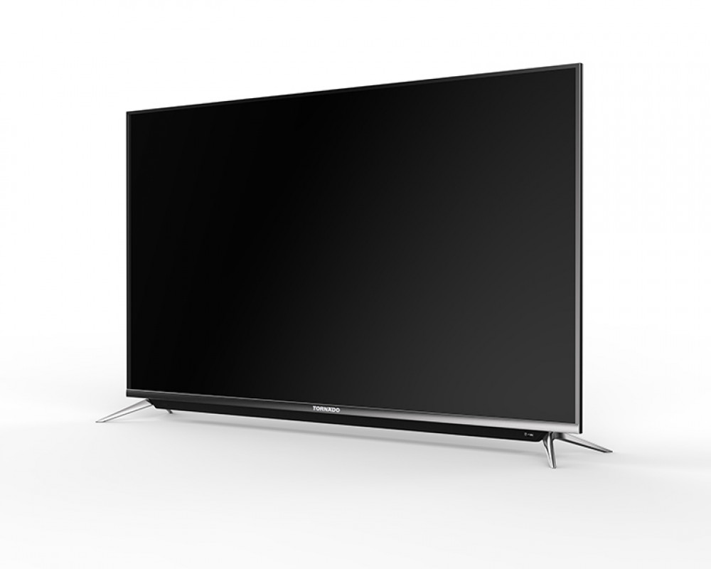 Tornado 65-inch Smart with Android and 4-fold 65UB7110E