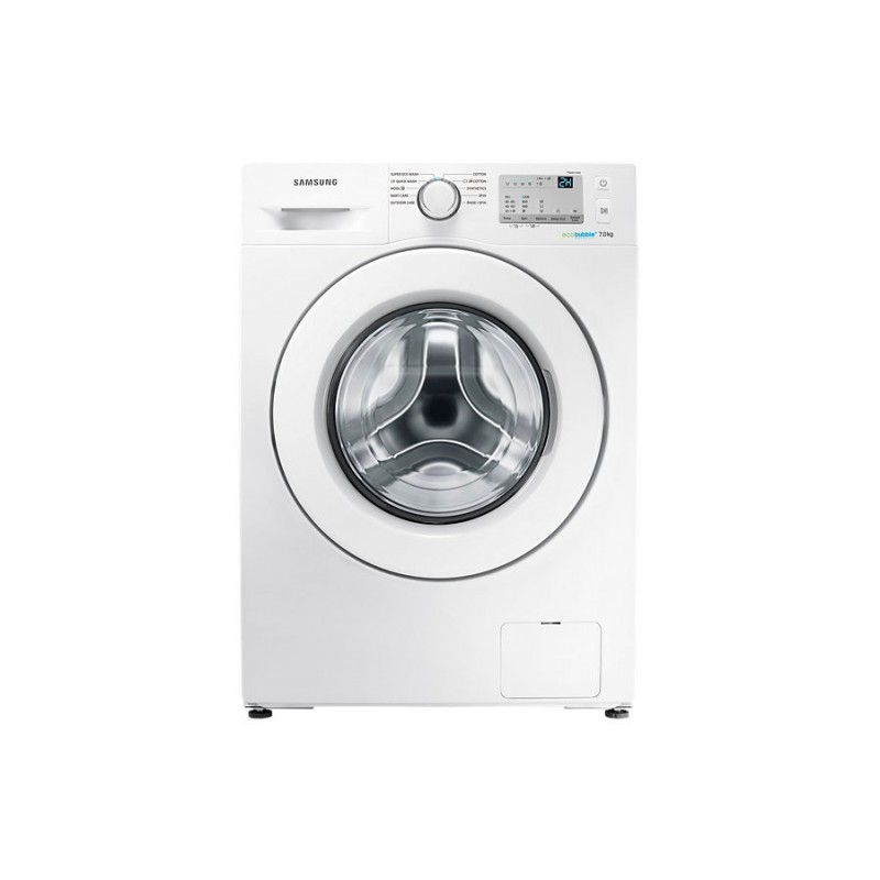 Samsung washing machine 7K 1200 rolls Echo Babylon WF70F5E0W2W
