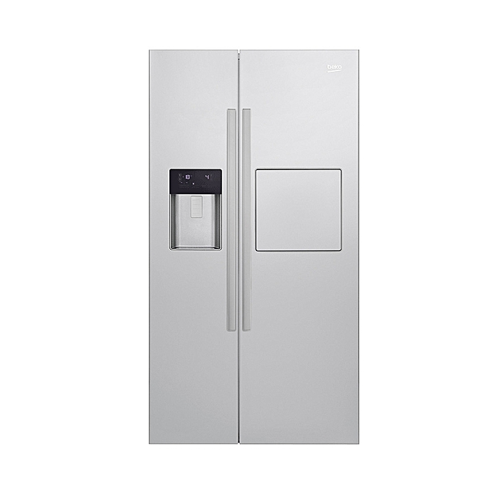 Beko GN162420X Side By Side Nofrost Digital Refrigerator - 600L