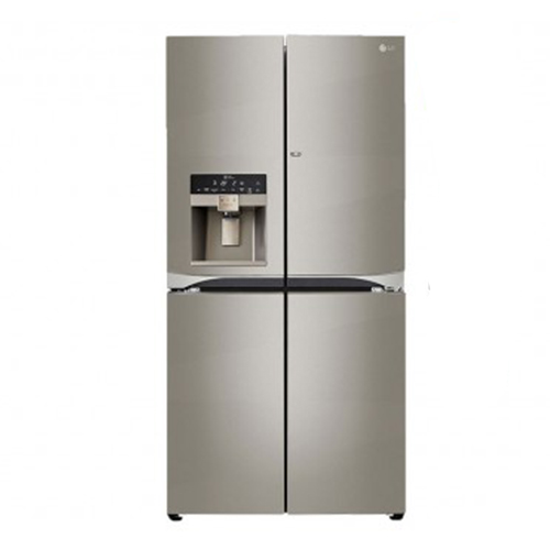 LG Refrigerator 31 ft 4 doors Digital Stainless Steel GR-J31FWCHL