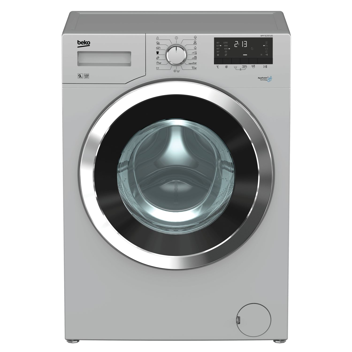 Washing Machine 9 kilo WMY 91230 SLB1