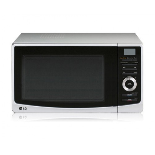 LG Microwave with a capacity of 40 liters with MH8082X