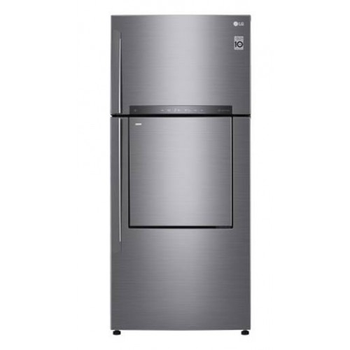 LG Refrigerator 23 Foot Door Inside Digital Door GN-A722HLHU