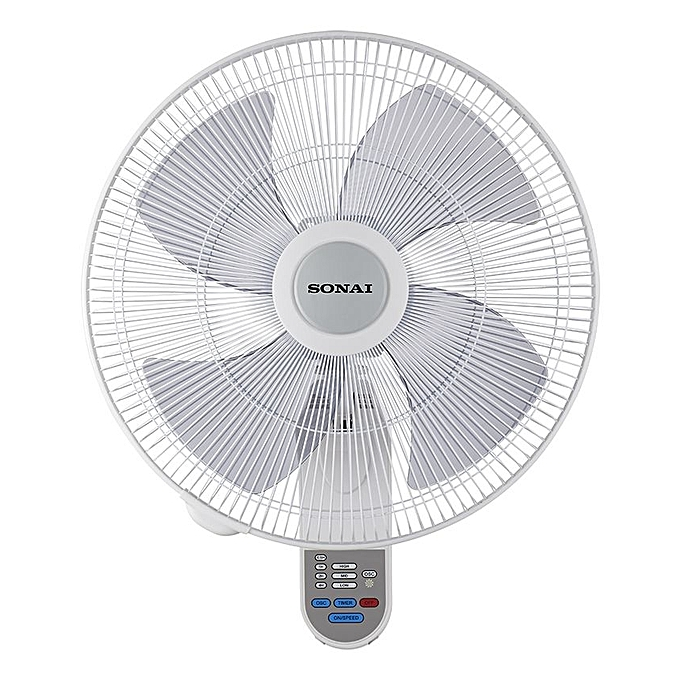 Sonai 1835 Wall Fan - 18 Inch Timer