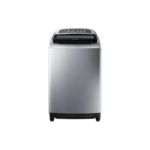 Samsung Washing Machine Loading Top 16K Silver WA16J6730SS