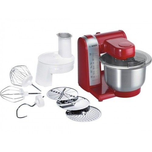 Bosch Kitchen Machine 600 Watt Capacity 3.9 Liter MUM48R1
