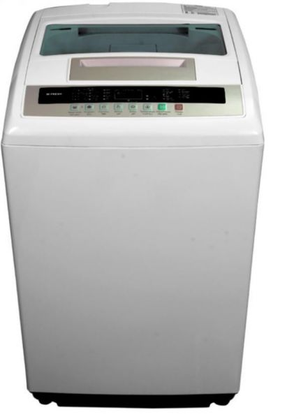 Washing machine FTM-142 WC / SC Digital Top loading 14 kg of fresh white