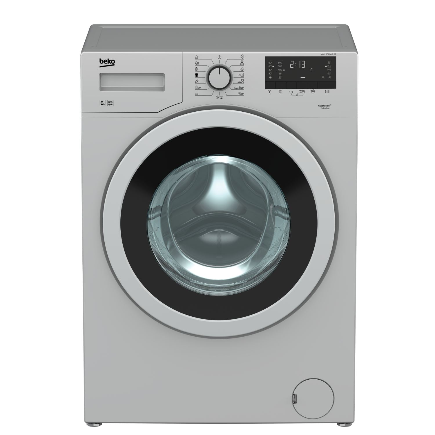 Washing Machine 6 kilo  WMY 60830 SLB2