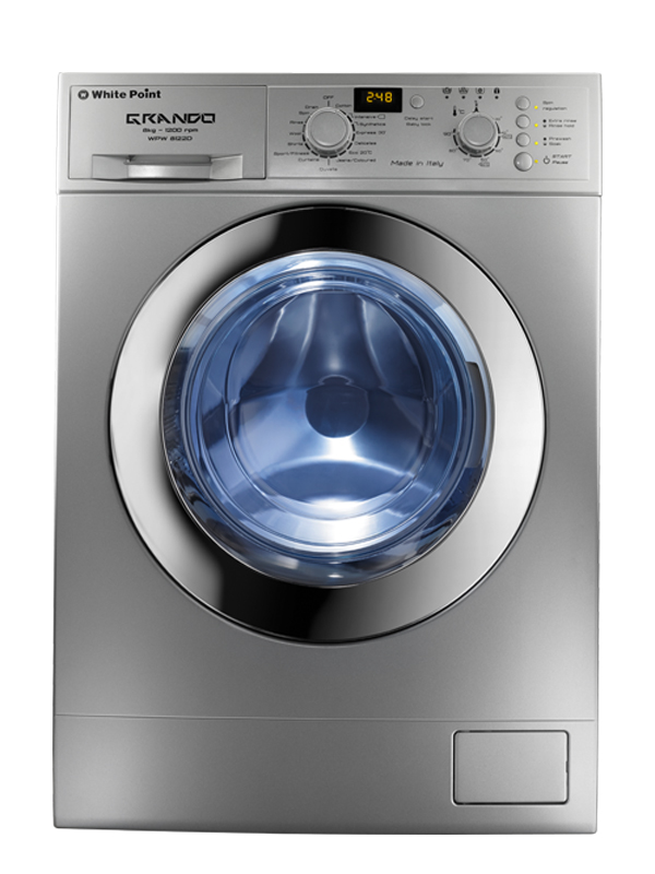 White Point Washing Machine WPW 10122 DSC