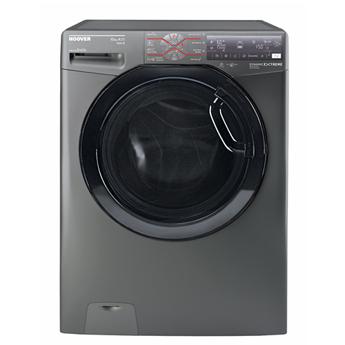 Hoover Washing Machine 10KW Automatic Color Silver DWFT510AHB3R-EGY