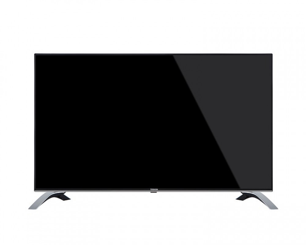 Toshiba 49-inch Smart Display with Built-In Receiver 49U8660EA LED 4K