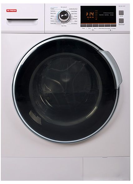 Fresh FFM70-1400S washing machine - 7 kg - silver