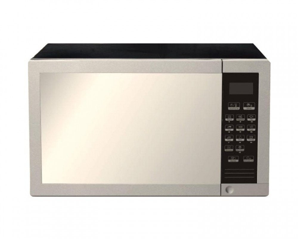 Sharp 1000 Watt 34 Liter Microwave & Grill with 1100W R-77AR (ST)