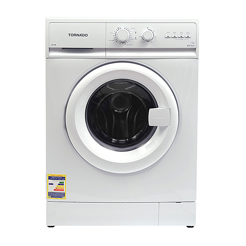 Tornado Washing Machine 7 Kg Automatic White Color TWFL7-V8W