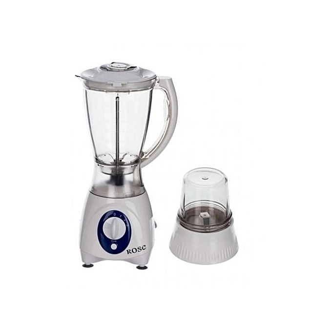 Rose GTM-8302 Blender With Mill - 350W