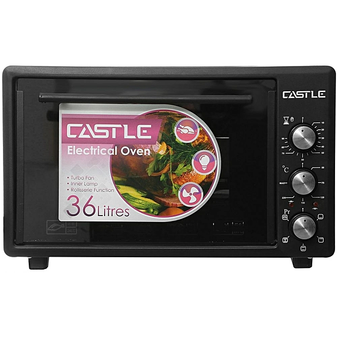 Castle MO2036 Electric Oven