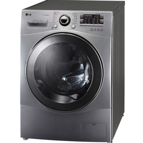 LG washing machine with a capacity of 9 kilo steam NW4A8VDSK4