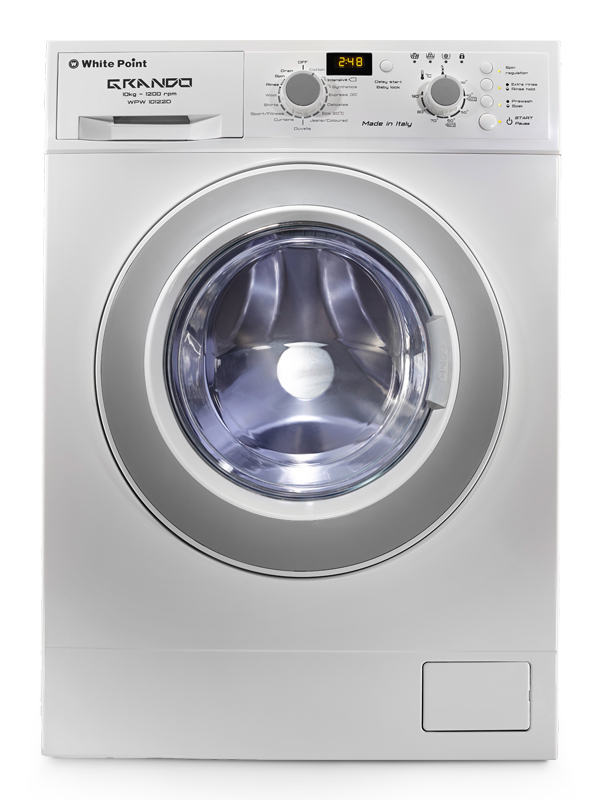White Point Washing Machine WPW 7122 DW