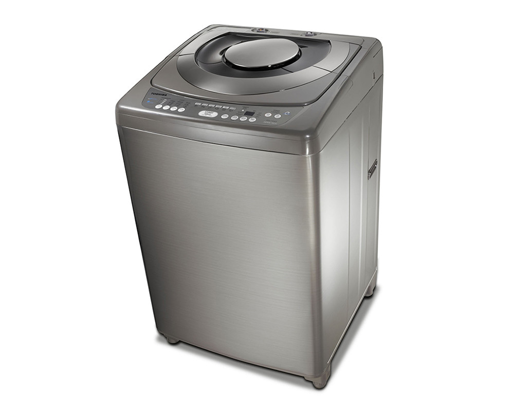 Toshiba 11K Automatic Overhead Washing Machine with Silver AEW-1190SUP (DS)